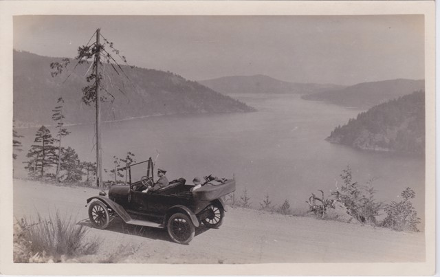 Archive Photo of the Malahat